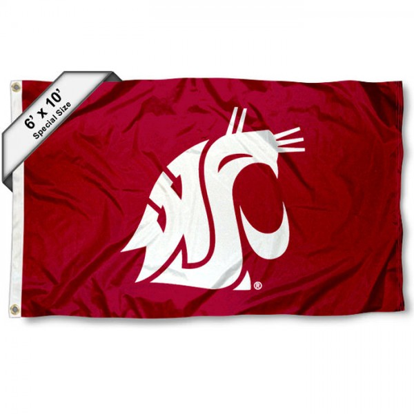 Washington State Cougars 6x10 Foot Flag