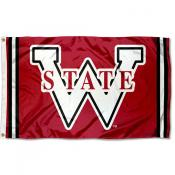 Washington State Cougars Retro Vintage 3x5 Feet Banner Flag