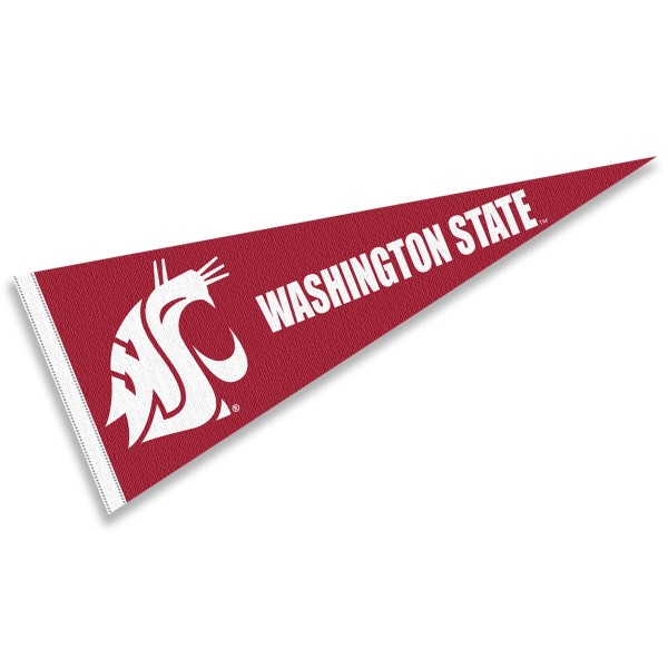 Washington State University Crimson Pennant