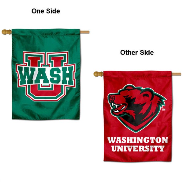 Washington University in St. Louis House Flag