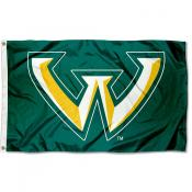 Wayne State Warriors Flag