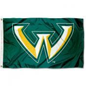 Wayne State Warriors Flag