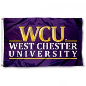 WCU Golden Rams Flag