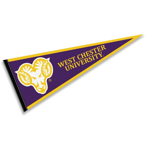 WCU Golden Rams Pennant