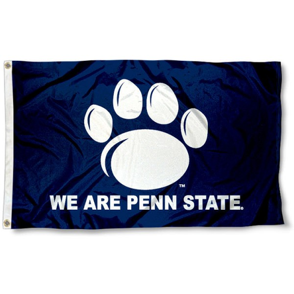 We are Penn State Flag
