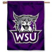 Weber State House Flag
