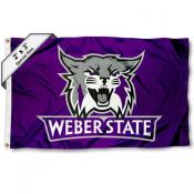 Weber State Wildcats 2x3 Flag