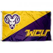 West Chester Golden Rams Flag
