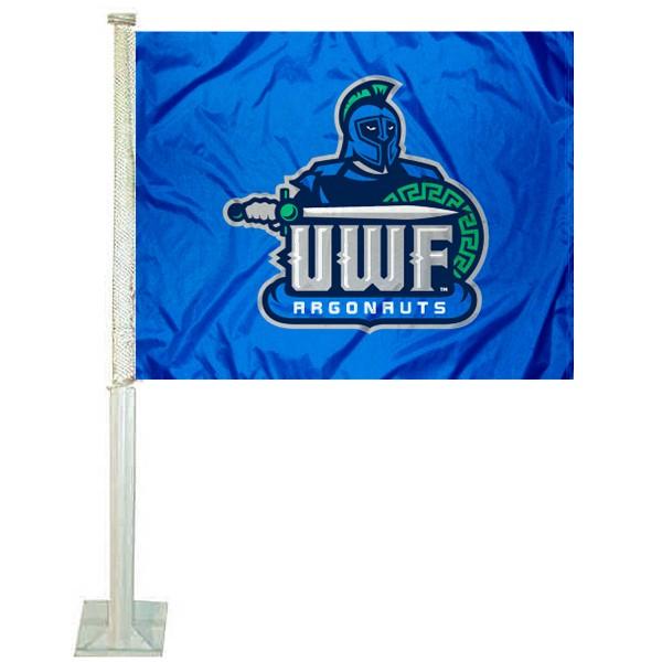 West Florida Argos Car Flag