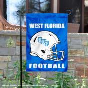 West Florida Argos Football Garden Flag