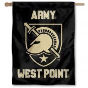 West Point Athena Shield Logo House Flag
