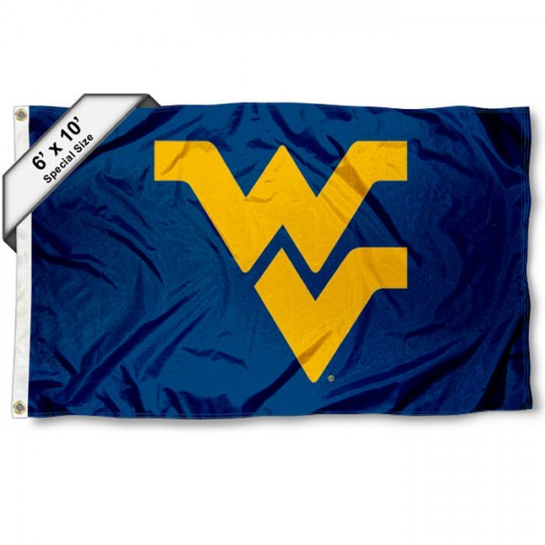 West Virginia Mountaineers 6x10 Foot Flag