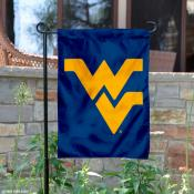 West Virginia Mountaineers Blue Garden Flag