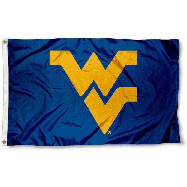 West Virginia Mountaineers Flag
