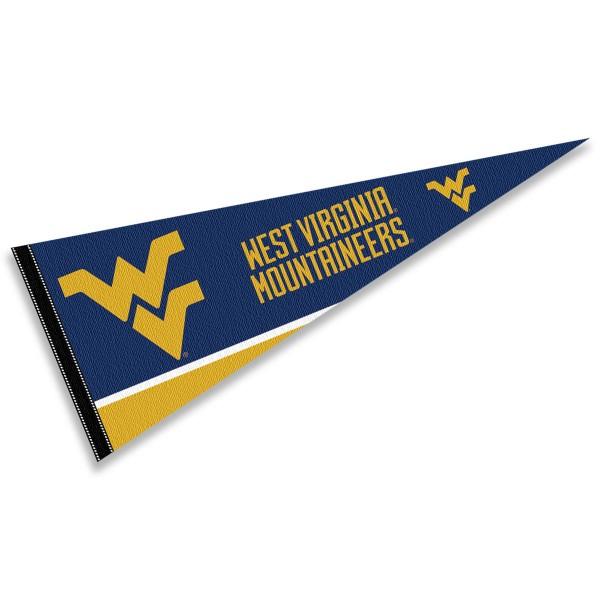 West Virginia Mountaineers Pennant