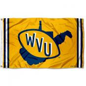 West Virginia Mountaineers Retro Vintage 3x5 Feet Banner Flag