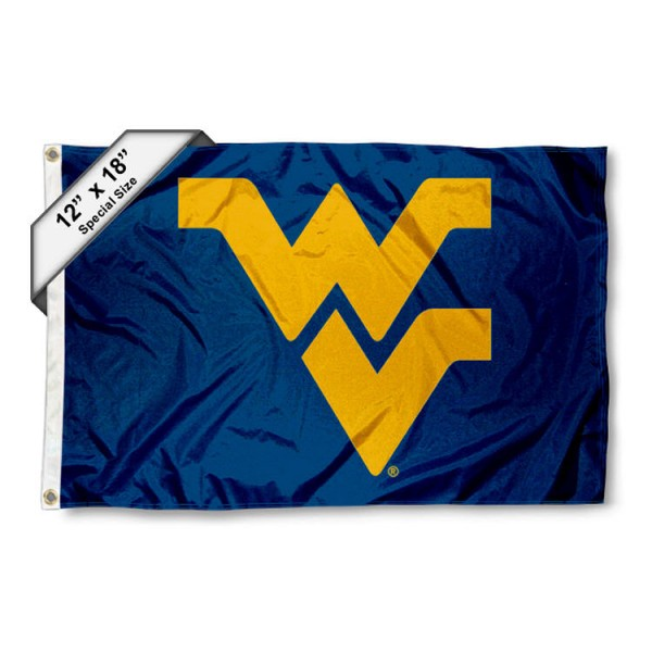 West Virginia Moutaineers Mini Flag