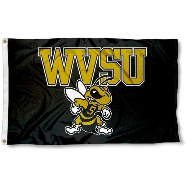 West Virginia State University Flag