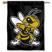 West Virginia State Yellow Jackets House Flag