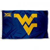 West Virginia University Big 12 Flag