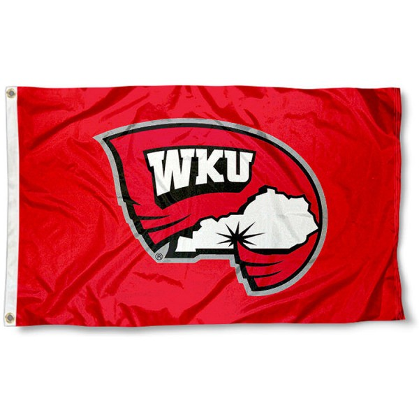 Western Kentucky Hilltoppers Flag