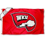 Western Kentucky WKU 4'x6' Flag