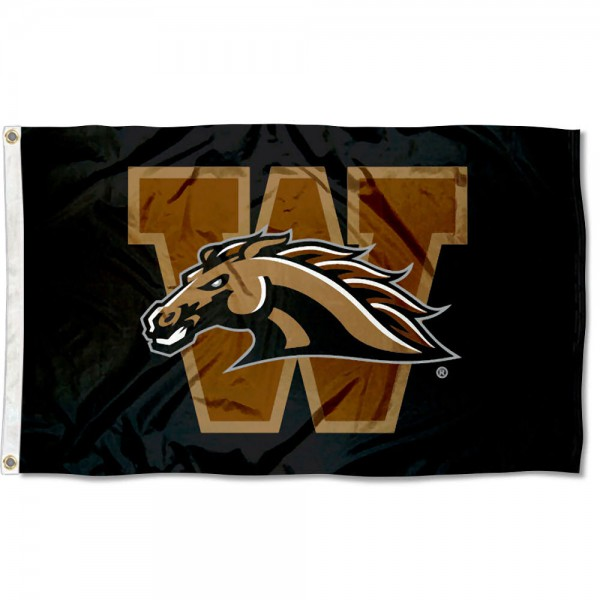 Western Michigan Broncos Flag