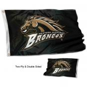 Western Michigan University Flag - Stadium