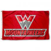 Western Mountaineers 3x5 Foot Flag