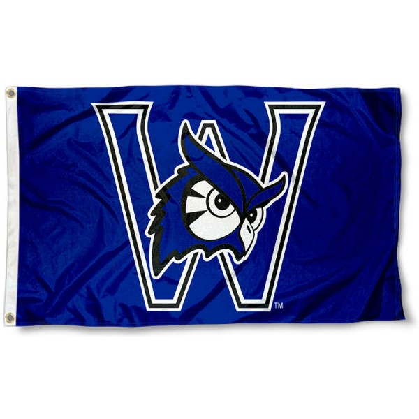 Westfield State Owls 3x5 Foot Pole Flag