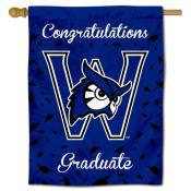 Westfield State Owls Graduation Banner