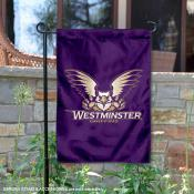 Westminster College Double Sided Garden Flag