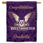 Westminster Griffins Graduation Banner