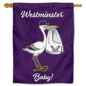 Westminster Griffins New Baby Banner