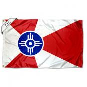Wichita City 2x3 Foot Flag