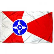 Wichita City 3x5 Foot Flag