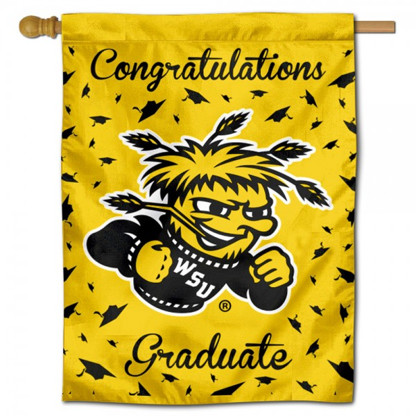 Wichita State Graduation Banner