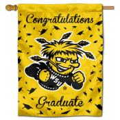 Wichita State Graduation Banner