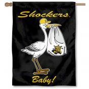 Wichita State New Baby Banner