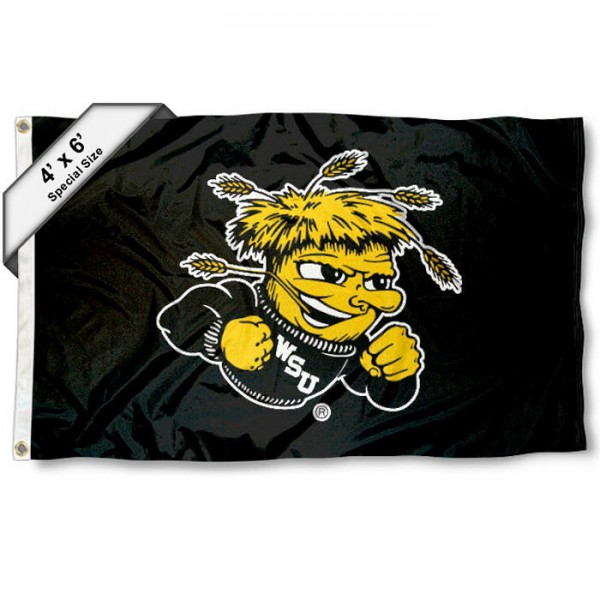 Wichita State Shockers 4'x6' Flag