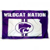 Wildcat Nation Kansas State Flag