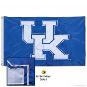 Wildcats UK Logo Appliqued Nylon Flag