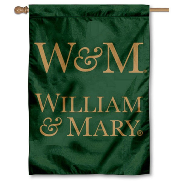 William & Mary House Flag