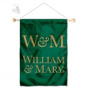 William & Mary Tribe Window Hanging Banner with Suction Cup