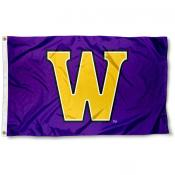Williams Ephs 3x5 Foot Pole Flag