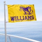 Williams Ephs Boat Nautical Flag