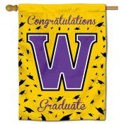 Williams Ephs Graduation Banner