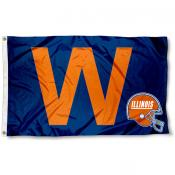 Win for the Illini Flag