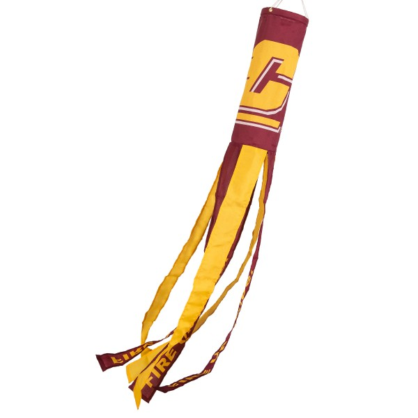 Wind Sock for CMU Chippewas