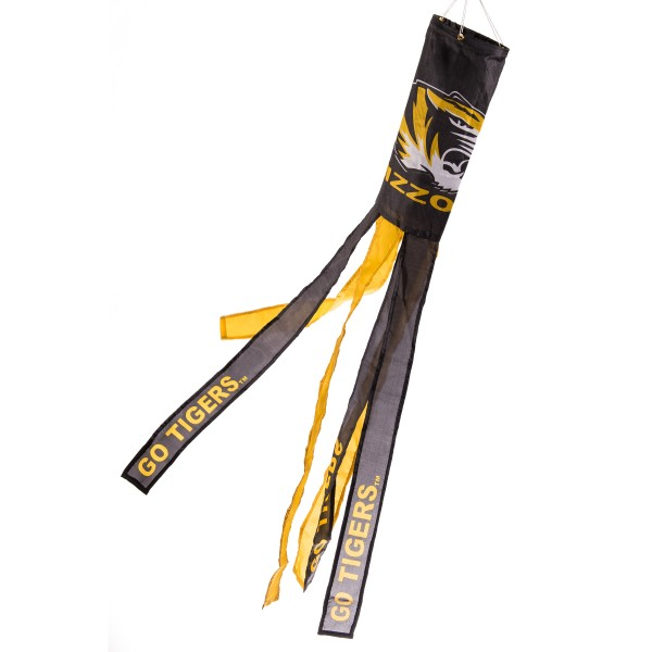 Wind Sock for Missouri Mizzou Tigers
